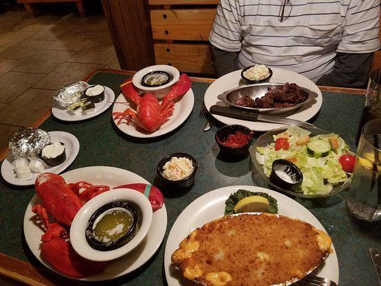 Newick's Lobster House, Concord, NH