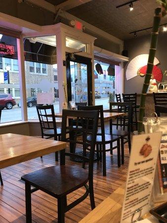 Webster Groves, MO: Restaurant Interior
