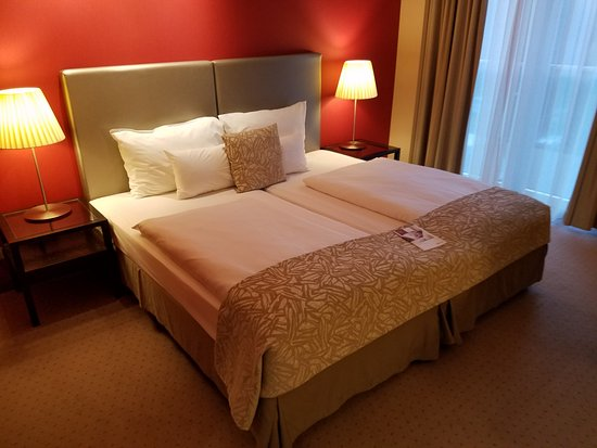 Austria Trend Hotel Savoyen Wien Aufnahme