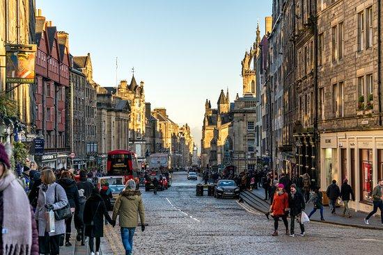 Best Restaurants With A View Edinburgh