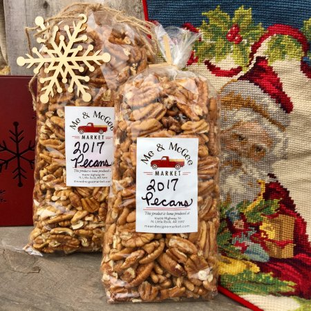 North Little Rock, Арканзас: 2017 Harvest - Arkansas Shelled Pecans