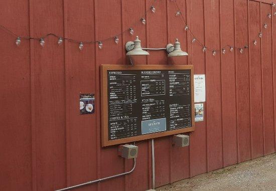 El Cajon, CA: Kaffeemeister Coffee Bar and Drive-Thru