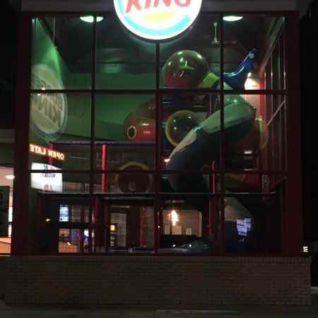 Tillsonburg, Canada: Burger King.