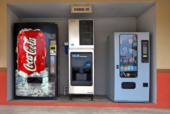 Sinton, เท็กซัส: Vending