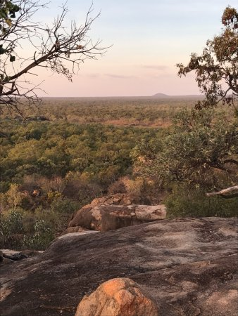 Undara Experience : View from one of the bush hike trails