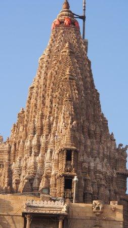 Details of the Shikhara