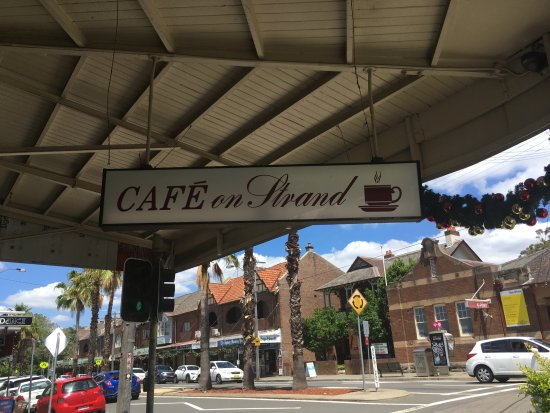 Cafe on Strand - Croydon NSW