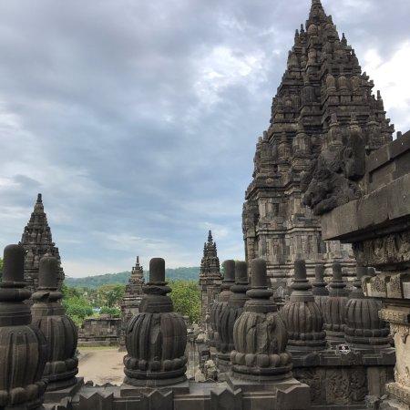 Temple de Prambanan : photo3.jpg