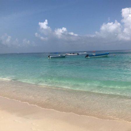 Isla Baru, Colombia: Playa Blanca