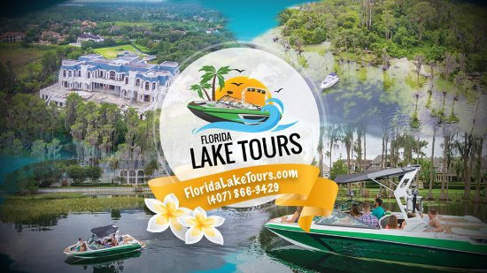 Windermere, FL: Florida Lake Tours offers daily tours, private charters, birthday charters, fishing and more!
