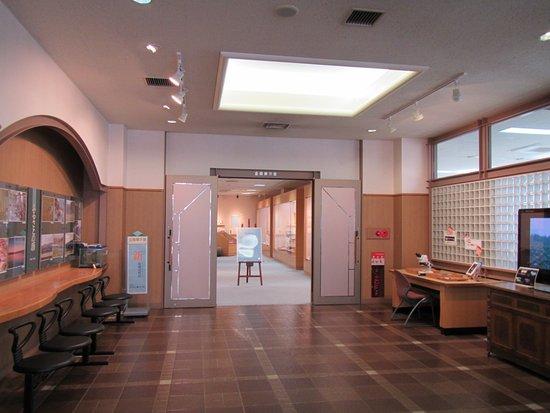 Nanae-cho, Japonia: 建物内の様子