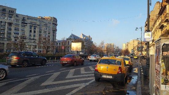 Taxi Bucharest