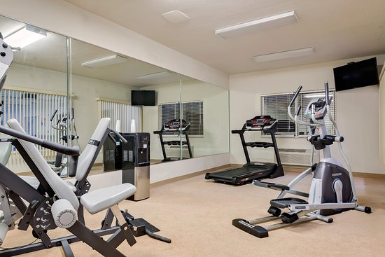 Lawrenceburg, IN: Work out room