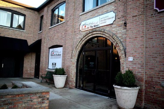 Saint Charles, IL: Restaurant Entrance