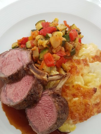 Salouf, Suíça: Bio->Fleisch vom Nachbar