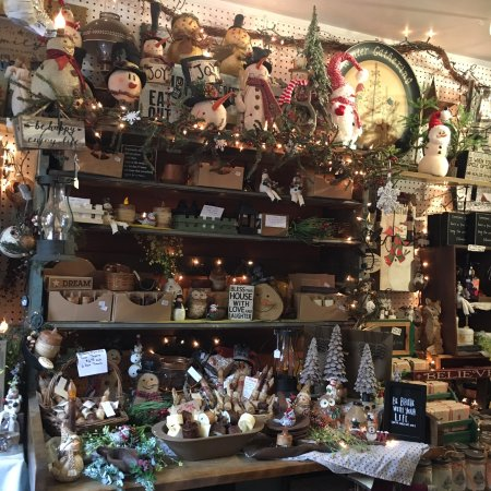 Jim Thorpe, PA: Located in Historic Stone Row on Race Street. An absolute must see.  Best little shop in town.