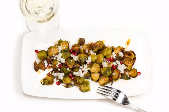 Truckee, CA: Roasted Brussel Sprouts