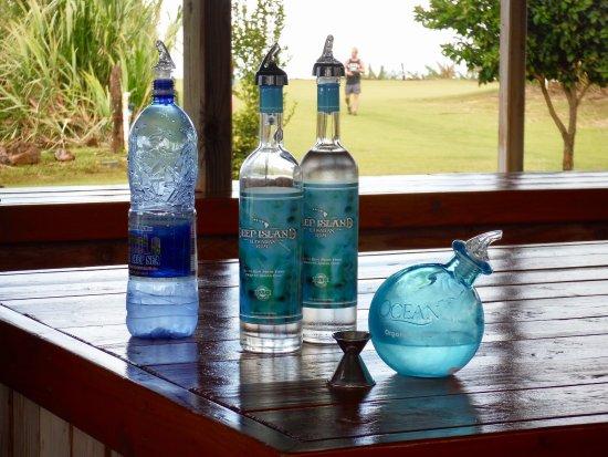 Kula, HI: Tasting of Ocean Vodka and Rum