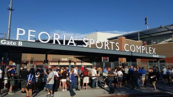 Peoria, Arizona: Peoria Sports Complex