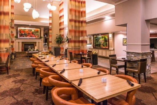 Restaurant Kuva Hilton Garden Inn Detroit Southfield Southfield Tripadvisor