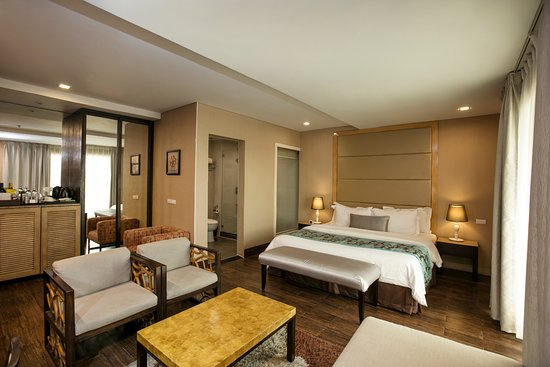Goldberry Suites & Hotel: Deluxe Room