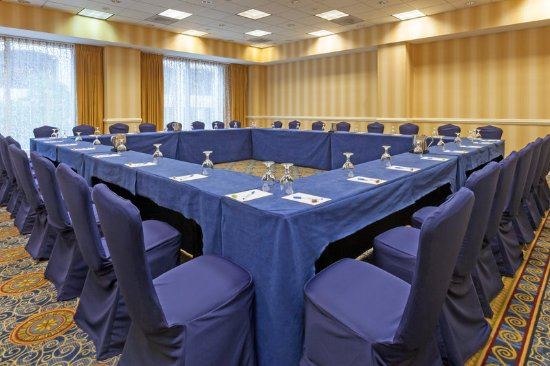 Crowne Plaza Cleveland at Playhouse Square: Meeting room
