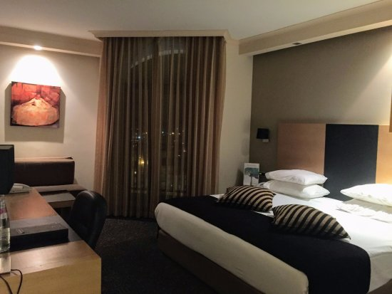 Crowne Plaza Hotel Jerusalem: Room