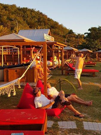 Rum Bus Beach: Amazing..... Antiguas best kept secret