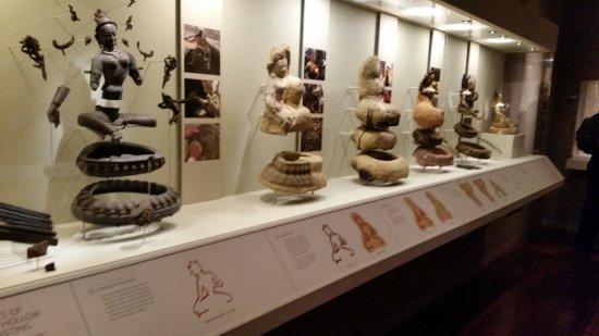 Rubin Museum of Art: Didáctico proceso de producción de la escultura