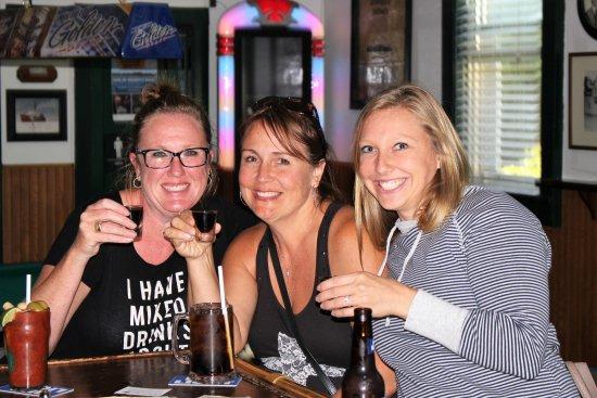 Washington Island, WI: We join the bitters club!