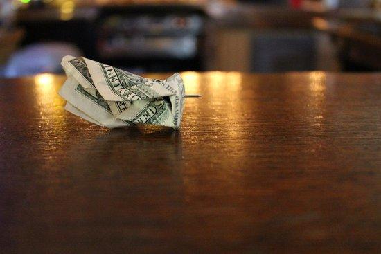 Washington Island, WI: Dollar dart