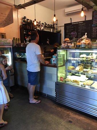 Alexandra Headland, Avustralya: Wide selection of gourmet food options