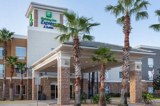 Holiday Inn Express & Suites Fleming Island: Exterior