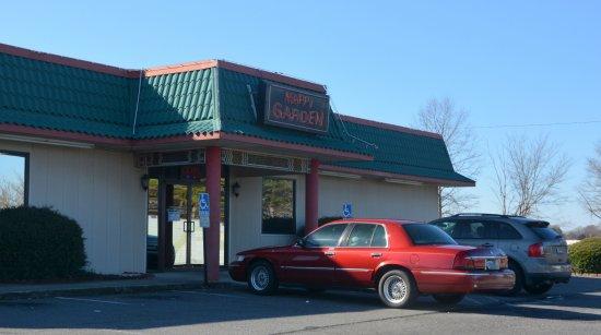 Rock Hill, SC: Front Entrance