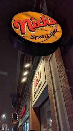 Nick's Sports Corner