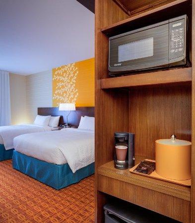 Hutchinson, KS: Guest room
