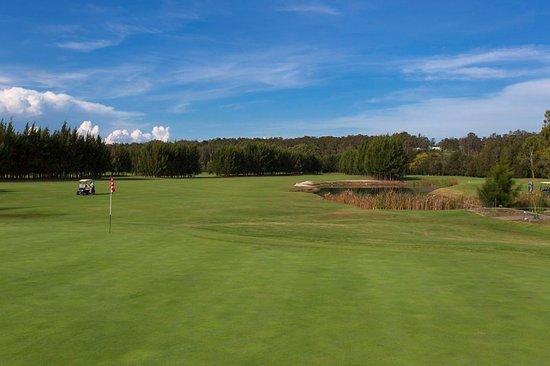 Lovedale, Australië: Golf course