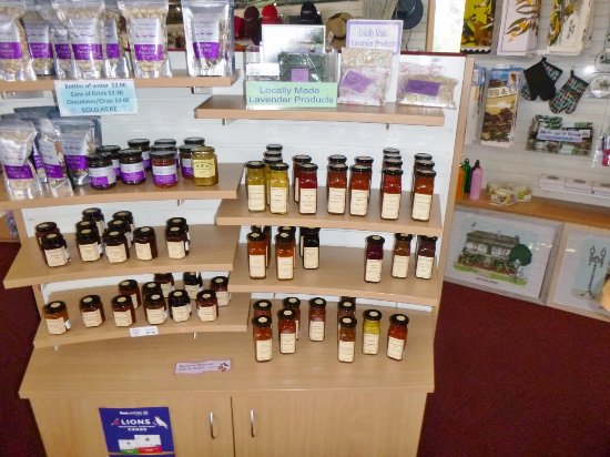 Bathurst, Australia: Products on sale