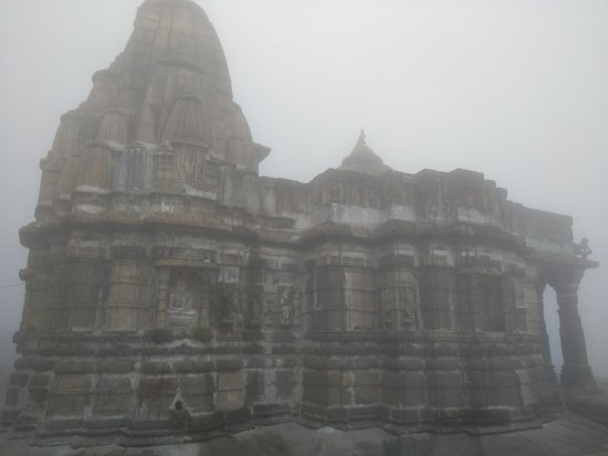 ‪‪Pavagadh‬, الهند: Digamber jain temple on pavagadh hills. ‬