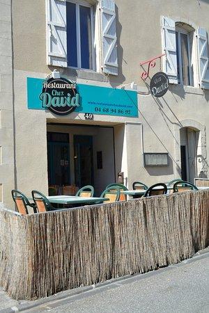 Castelnaudary, Francia: Chez David