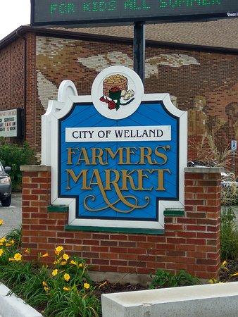 Welland Farmer's Market