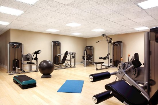 Dedham, MA: Health club