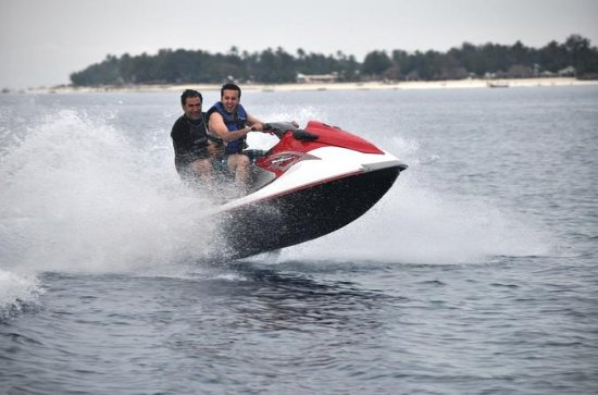 Jet Ski Guided Tour to Tumbatu Island...