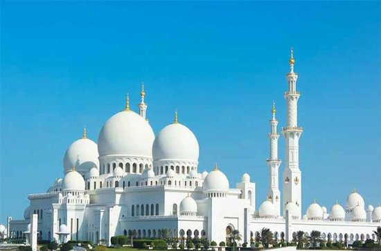 Abu Dhabi Small-Group Day Trip from...