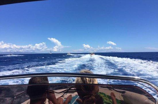 Island hopping (6 Islands) group tour...