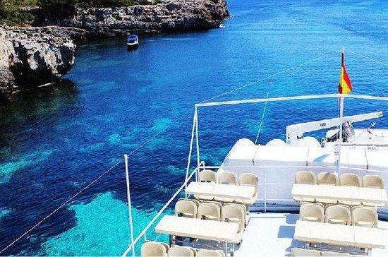 Menorca Blava Boat Day at Sea