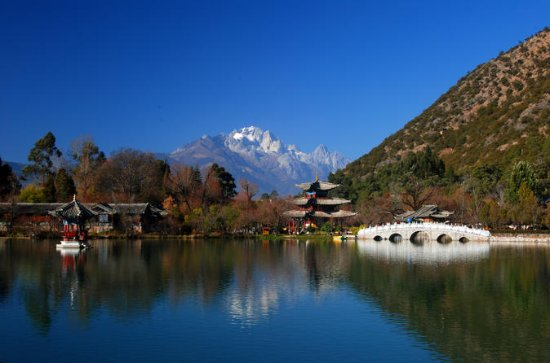 7 Days Yunnan Charming Old Town Tour