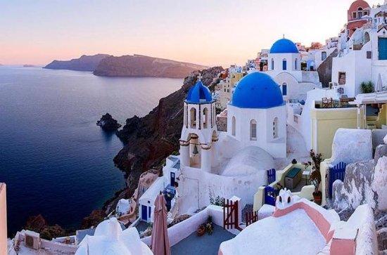 Il meglio di Santorini, tour privato