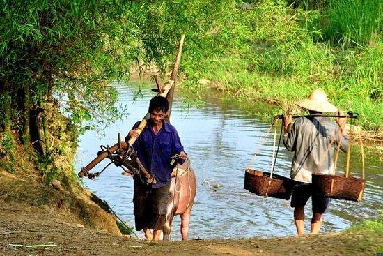 Pu Long Nature Reserve, Vietnã: Les locaux continuent de suivre un mode de vie traditionnel, authentique et autosuffisant.