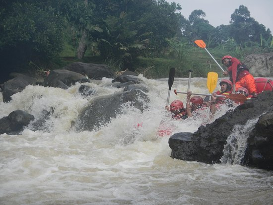 Bogor Rafting Adventure